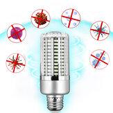 E27-130 LED 40W 1600LM UVC Lâmpada germicida Ozônio + Lâmpada UV Luz de desinfecção