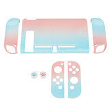 Gradient Protector Shell Housse de transport Housse de protection anti-poussière pour Nintendo Switch Game Console
