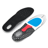 40-46 Size Men Women Fashion Silica Gel Insole