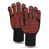Insulate Anti-skid Heat Resistance Gloves For BBQ Oven Grill Cooking Baking Glove