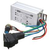 DC12V24V36V48VSoftStart Motor Reversible PWM Regulador de Velocidad PWM Controlador