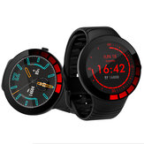 Bakeey E3 Full-round Touch Screen Heart Rate Blood Pressure SpO2 Monitor Weather Display Smart Watch