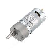 ChihaiGM37-55012V330/550/1650rpm Engrenagem De Redução De Carbono Escova de Alto Torque DC Motor Engrenado
