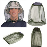 Imkerei Head Net Mesh Gesicht Protector Moskito Cap Fly Bug Insekt Hut Outdoor Camping