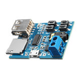 3Pcs MP3 Lossless Decoder Board With Power Amplifier Module TF Card Decoding Player