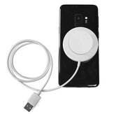 Bakeey 10W Wireless Charger Suction Wireless Charging For iPhone 12 11Pro Xiaomi MI10