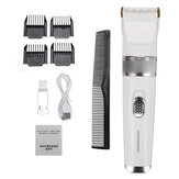 Professional USB Rechargeable Universal Silent Electric Hair Clipper