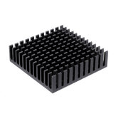 40mm*40mm*11mm Black Heatsink for Stepper Motor 3D Printer Part