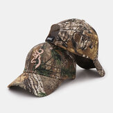 Browning Embroidered Baseball Cap Camouflage Cap