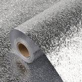 Keukenvet Sticker Oliebestendig Aluminiumfolie Kast Zelfklevend Behang