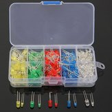 300 stks 3 mm 5 mm LED-diode 10 waarden assortiment kit