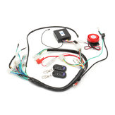 Wiring Harness Startschakelaar Coil Loom Remote Speaker 50cc 70cc 125cc Quad ATV Bike