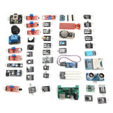 Geekcreit® 45 In 1 Sensor Module Board Kit Upgrade Version For Arduino Plastic Bag Package