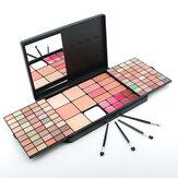 111 colores multifunción Maquillaje Palette Set Kits de paleta de sombras de ojos