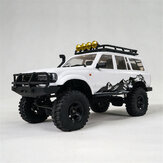 EAZYRC 1/18 2.4G Crawler RC Car RTR Vehicle Models Two Battery