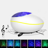 Bluetooth Upgrade Projection Lamp Remote Control Starry Sky Projection Lamp Multi-Function Colorful Night Light