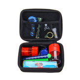 12 in 1 Multifunctional Smoking Water Pipe Box Bag Set Rolling Set Hoo kah Gift for Smoker