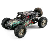 HBX 16886 1/14 4WD 2.4G RC Car Off Road Desert Truck Brushed Vehicle Models Full Proportional Control