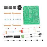DIY 6 Digital LED Electronic DIY Clock Kit Electronic Component Parts 9V-12V AT89C2051