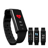 S19 bluetooth Heart Rate Monitor Watch Blood Pressure Weather Smart Wristband