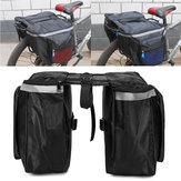 BIKIGHT 20L دراجة السرج مقعد الخلفي حقيبة الدراجات دراجة الذيل حقيبة تخزين الحقيبة حقيبة الدراجة