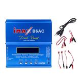 IMAX B6AC 80 W 6A Lipo / Li-ion / LiFe / NiMhバッテリのバランスチャージャ放電を更新