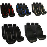 Universal Car Two Five Seat Housses Set Full Car Seat Cushion Dust Dust Protector