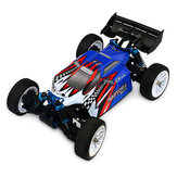 ZD Racing RAPTORS BX-16 9051 1/16 2.4G 4WD 55km/h Sin Escobillas Racing Rc Coche Off-Road Buggy RTR Juguetes