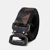 160cm Nylon Waist Leisure Belts Zinc Alloy Tactical Belt
