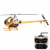 JCZK 300C 470L DFC 6CH 3D Flying Three Blade Rotor Scale RC Helicopter with AT9S PRO Transmitter