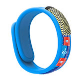 BabyGo 780001 Mosquito Repellent Bracelet Non-woven Fabric Repellent Band Mosquito Killer Outdoor Insect Bracelet Wrist Band