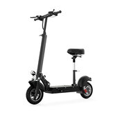 [EU Direct] TOODI TD-E202-B 10inch 48V 15Ah 500W Folding Electric Scooter 35km/h Top Speed 40-50KM Mileage Max Load 100kg With Saddle
