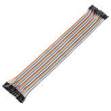 200szt. 30cm Żeńskie do żeńskich kabli Breadboard Jumper Cable Dupont Wire