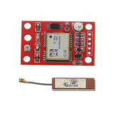 GY GPS Module Board 9600 Baud Rate With Antenna