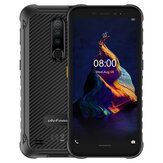Ulefone Armor X8 IP68 IP69K Vattentät 5,7 tum 4 GB 64GB 13MP Triple Rear Camera NFC 5080mAh MT6762 Octa Core 4G Robust Smartphone
