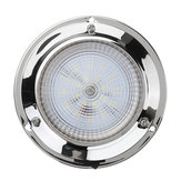 20LED 12V Marine Boat Car Vehicle Auto Round Roof Ceiling Interior Dome Lights Lamp