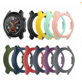Bakeey Multicolor Half-pack PC Watch Caso Capa protetora de relógio para Huawei Honor Magic