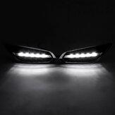 2 ADET LED DRL Gündüz Farları Volvo S60 V60 2011-2013 Için Lambalar