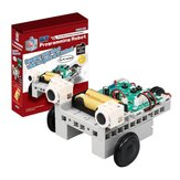 DIY Programmable Robot Creative Invention Building Blocks Assembled Toy Car