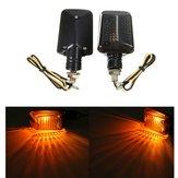 Coppia 12v segnale moto mini spegnere le luci indicatori di lampade