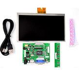 Rasperry Pi 7 inç HD LCD Ekran 1024 * 600 Ekran Modül Kit