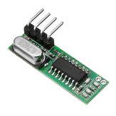 RX470 433 Mhz RF superhétérodyne Module récepteur de télécommande sans fil ASK / OOK pour émetteur maison intelligente