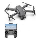 H9MAX 5G 4CH 4K Dual ile 6 Eksen Kamera 25dk Uçuş Süresi GPS Fırçasız RC Quadcopter RTF