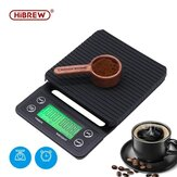 HiBREW Electronic Coffee Timing Scale Weighing Countdown for Kitchen