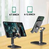 2 In 1 Phone Tablet Desktop Phone Holder Folding Multi Angle Adjust For 4-12.9 Inch devices