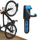 BIKIGHT 18KG Yük Kapasitesi Ayarlanabilir Bisiklet Raf Standı Depolama Duvara Monte Çengel Askı MTB Yol Bisikleti Askı Tutucu