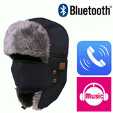 Winter Warm Beanie Ski Hat Draadloze Bluetooth Smart Cap Headset Hoofdtelefoon Luidspreker Mic Music