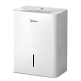 Midea CF12BD/N7-DN Dehumidifier 12L/D Dehumidification 24-40㎡ High Efficiency Compressor Air Dryer Drying Moisture Automatic Defrost 2.1L Capacity Water Tank for Home Bedroom