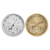 3 IN 1 Wall Hanging Weather Thermometer Barometer Hygrometer Home Decor 132MM
