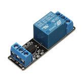 Borne d'isolement optocoupleur de module de relais à déclenchement bas niveau 5V 1 canal BESTEP pour Arduino - produits compatibles avec les cartes officielles Arduino